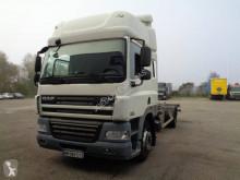 Vrachtwagen DAF CF85 410 tweedehands containersysteem