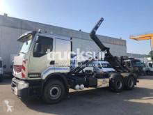 Camion polybenne Renault Premium 460 DXI