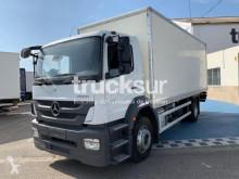 Mercedes Axor truck used box