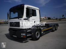 MAN TGA truck used beverage delivery box