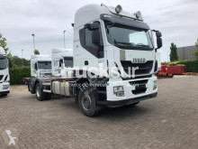 Camion Iveco Stralis fourgon brasseur occasion