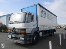 Mercedes Atego 1828 truck used tarp