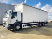 Renault Premium 380.26 DXI truck used tautliner