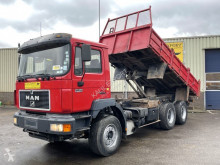 Camion benne MAN 27.343 Kipper ZF Good Condition