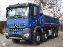 Kamión korba trojstranne sklápateľná korba Mercedes Arocs 3245 8x4 Euro 6 Meiller Kipper Bordmatik