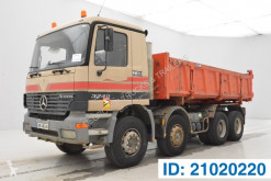 Kamion dvojitá korba Mercedes Actros 3240