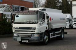 Camion DAF CF 75.310 E5/14000l/4 Kammern/Klima/ADR cisterna usato
