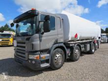 Scania tartálykocsi teherautó P310 8x2*6 24.500 l. ADR Diesel-Benzin