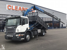 Camion Scania P 270 benne occasion
