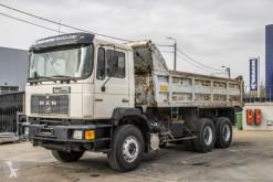 Camion benă MAN DF 33.372