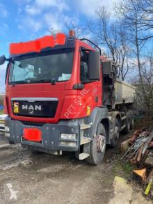 Camion benă bilaterala MAN TGS 35.480