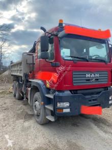 Camion benă bilaterala MAN