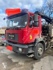 Camion benă bilaterala MAN F2000 33.464