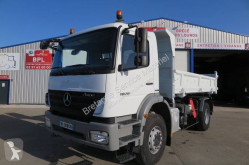 Mercedes two-way side tipper truck Atego 1829 NL