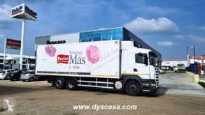Camion Scania R 380 fourgon occasion