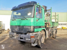 Mercedes three-way side tipper truck Actros 2031