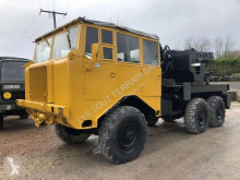Berliet TBU 15 CLD truck used tow
