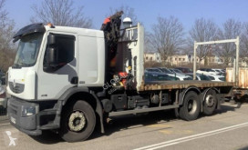 Renault Premium Lander 410.26 truck used standard flatbed