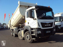 Camion MAN TGS 35.440 benne Enrochement occasion