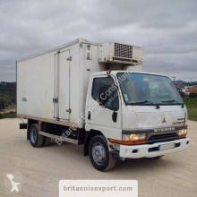 Camión Mitsubishi Canter FE659 frigorífico usado