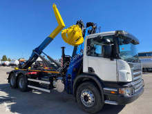 Scania P 310 truck used hook arm system