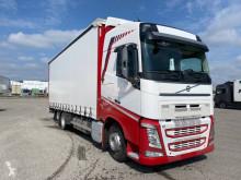 Lastbil Volvo FH 500 Globetrotter skjutbara ridåer (flexibla skjutbara sidoväggar) begagnad