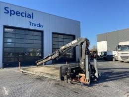 Gru su camion HMF Container + 1463 K2 CRANE / KRAAN / AUTOLAADKRAAN / LADEKRAN / GRUA / GRUES