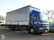 Renault ponyvával felszerelt plató teherautó Premium 270dci Pritsche/Plane/Bordwände*