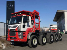 Camion châssis GINAF HD5395 TS 10x6 Kipper-Fahrgestell 95.000kg