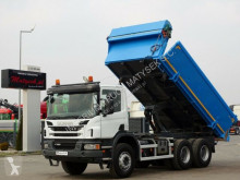 Scania tipper truck P 360 / 6X4 / 2 SIDED KIPPER / BORTMATIC /EURO 5
