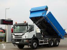 Kamión korba Scania P 360 / 6X4 / 2 SIDED KIPPER / BORTMATIC /EURO 5