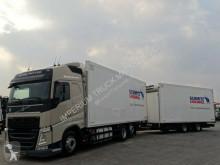 Volvo refrigerated truck FH 500/6X2/REFRIDGERATOR 38 PALLETS+SCHMITZ/TK