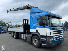 Camion Scania P 370 plateau ridelles occasion