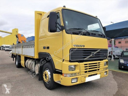 Volvo F12 340 truck used standard flatbed