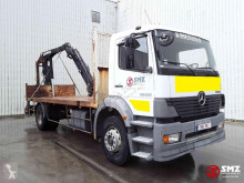 Mercedes Atego 1823 truck used flatbed