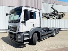 MAN TGS 26.400 6x4H-4 BL 26.400 6x4H-4 BL, HydroDrive, Lenk-/Liftachse truck used hook arm system