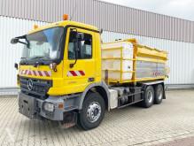 Mercedes Actros 3332 K 6x4 3332 K 6x4, Winterdienstausstattung used gritting truck