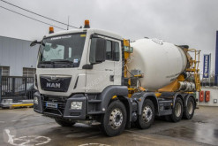 MAN TGS 32.360 truck used concrete mixer