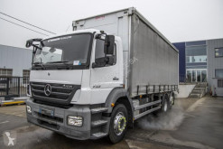 Camion Mercedes Axor 2533 fourgon brasseur occasion
