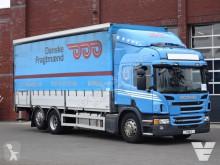 Camion Scania P 450 rideaux coulissants (plsc) occasion