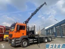 Kamion MAN TGS 26.320 plošina použitý