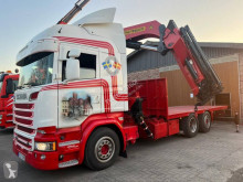 Camion Scania R 580 plateau standard occasion