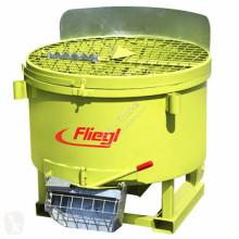 Fliegl Mischmeister Favorite 800 truck used concrete pump truck