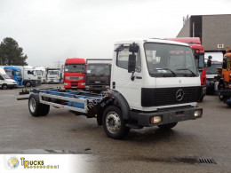Camion Mercedes SK 1722 plateau occasion
