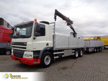 Camion remorque DAF CF85 plateau occasion