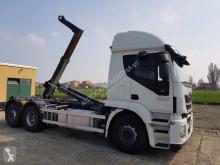 Teherautó Iveco Stralis 460 Hi-Way használt billenőplató