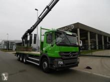 Camion plateau standard Mercedes Actros 3236
