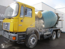 MAN 26.293 truck used concrete mixer