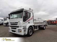 Vrachtwagen Iveco Stralis 360 tweedehands platte bak