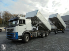 Volvo FM FM 500 - 6X4 - 2 Seiten Kipperzug- I-Shift truck used two-way side tipper